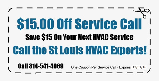 Money Saving HVAC Repair Coupons