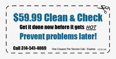 Money Saving HVAC Repair Coupons
